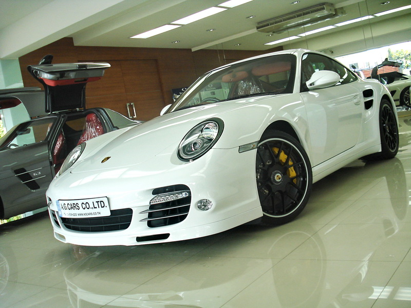 Porsche 997 Turbo s New