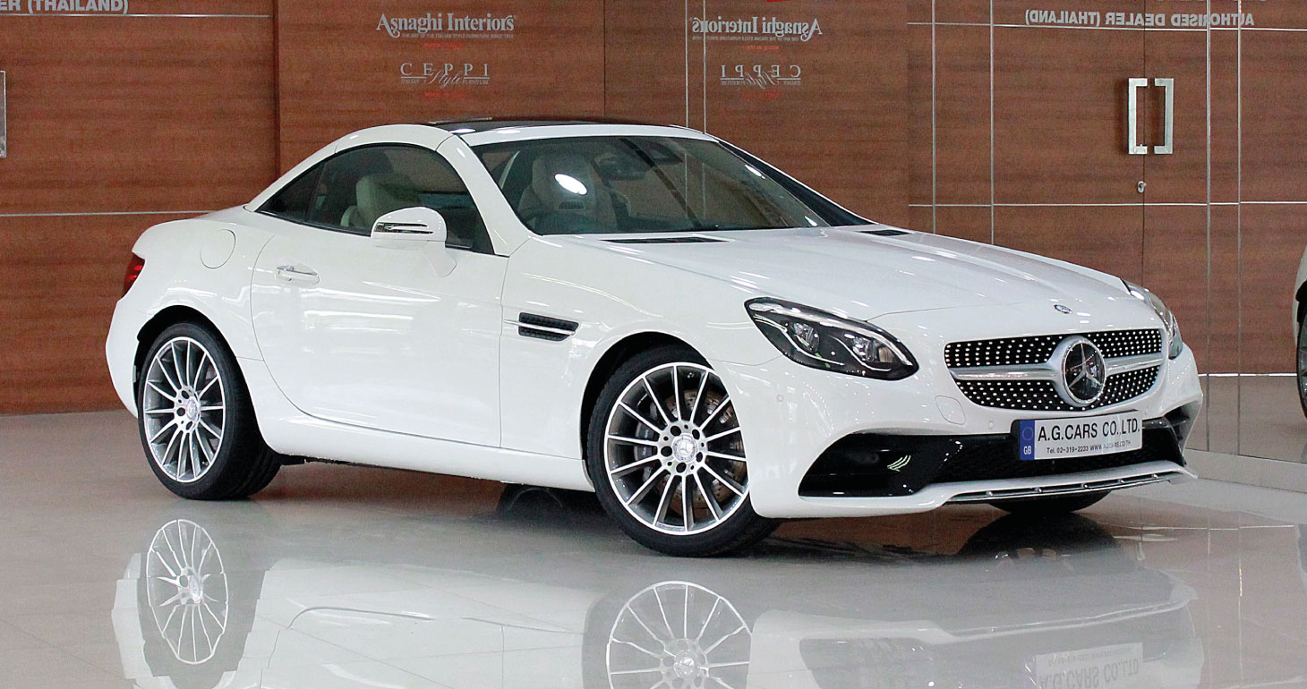 Mercedes Benz SLC300 (Pre-owned)