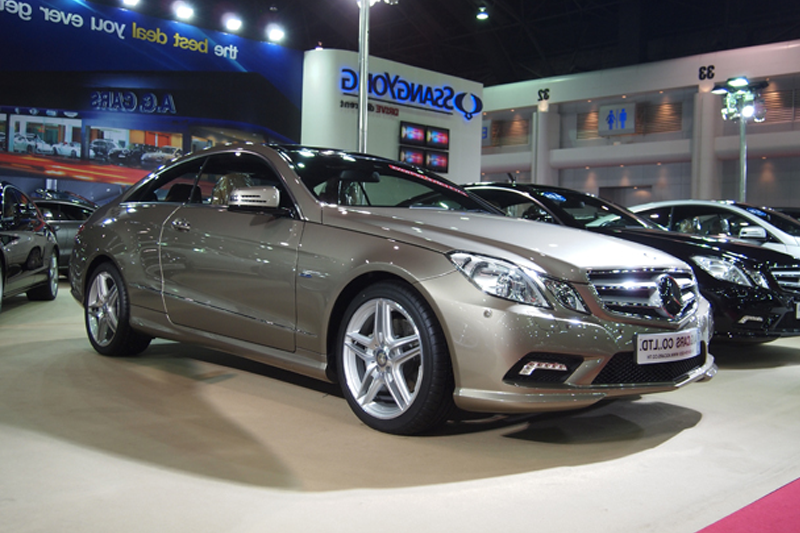 E 250 CGI Sport Coupe (F Plus)