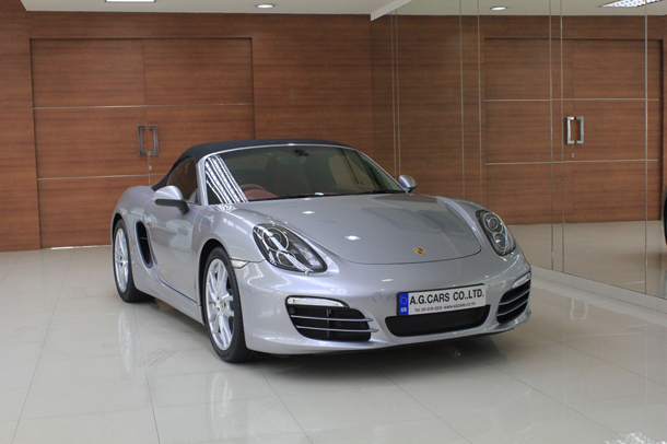 New Boxster