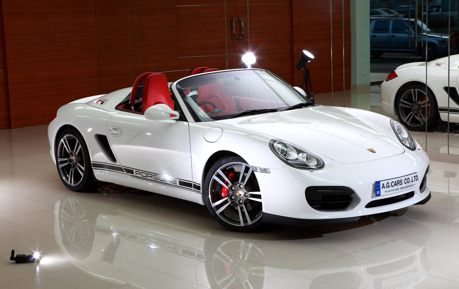 Boxster Spider