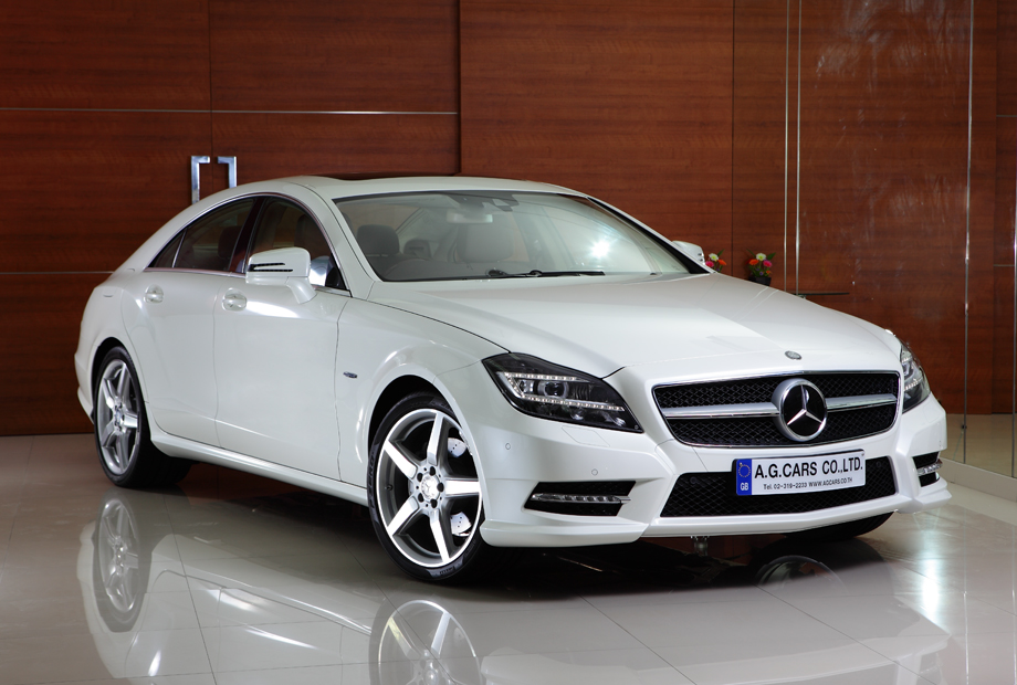 BENZ  CLS 350 COUPE