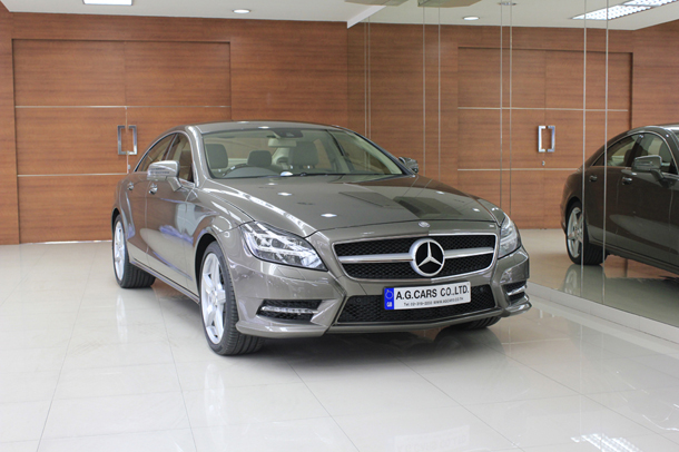 Benz CLS 250 CDI Sport AMG