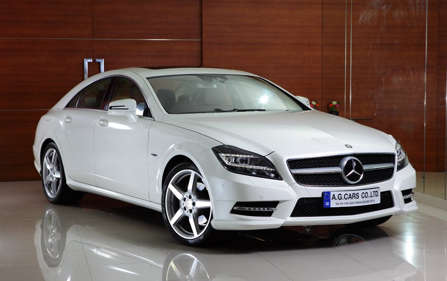 MERCEDES BENZ CLS350 CGI SPORT COUPE