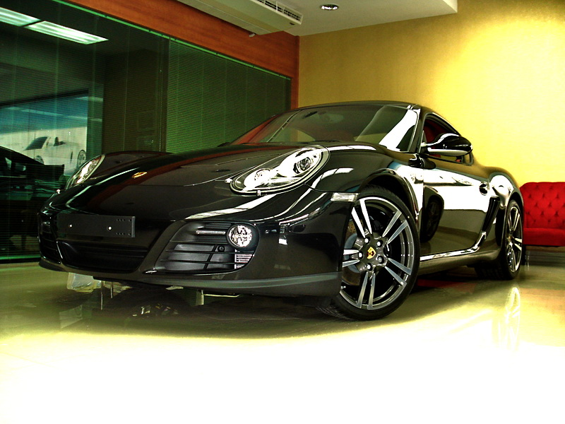 Porsche Cayman 2.9 New