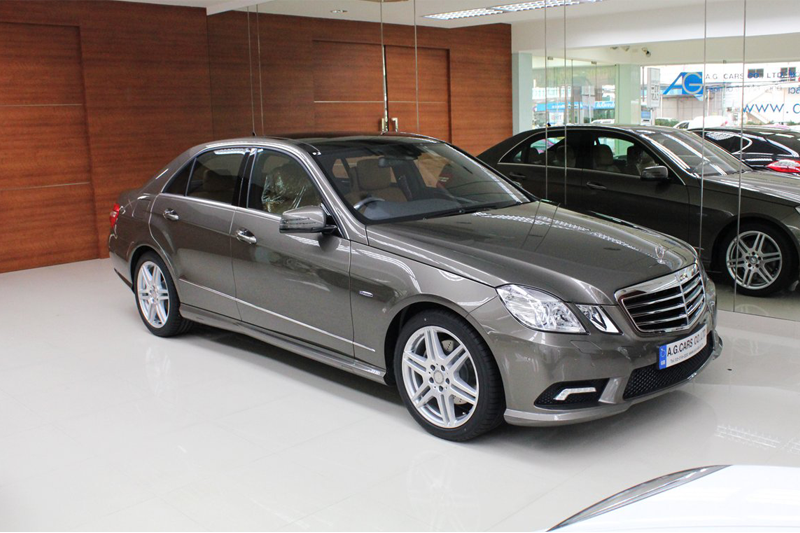 E 250 CGI Sport Saloon 7 Speed